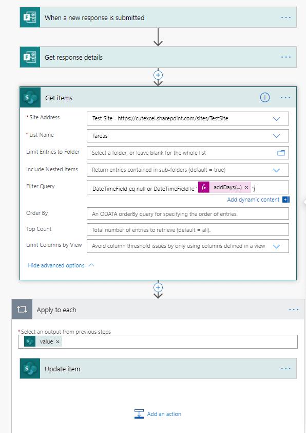 Ejemplos de Queries OData para Power Automate y SharePoint